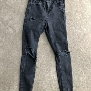 Top Shop Jamie High Waisted jeans